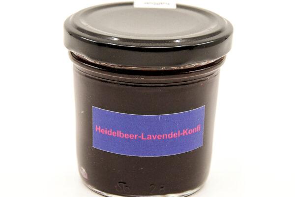 Heidelbeer-Lavendelkonfituere